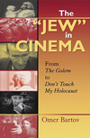 Poster for Jew in Cinema: From The Golem to Don't Touch My Holocaust, The