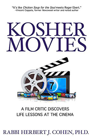 Poster for Kosher Movies: A Film Critic Discovers Life Lessons at the Cinema